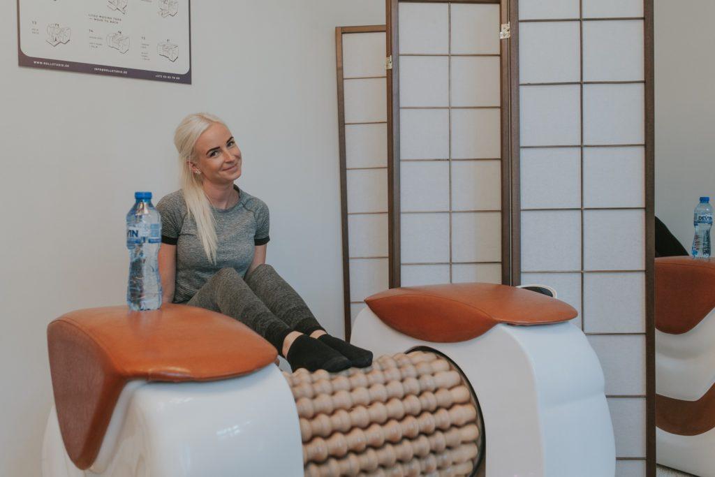 Roll Studio Rullmassaaž Ja Vacu Treening Tallinnas